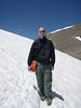 Me on my first successful 14'er hike up Grays & Torreys<br /> (photo by Nick Harris)