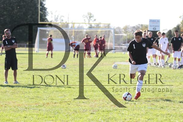 Greenon Boys Varsity Soccer vs NE 9-28-17-0763