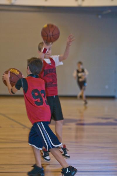 basketball game 2-5