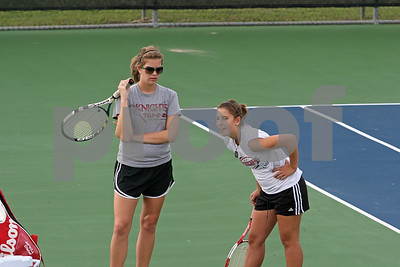 09-19-09 Tennis - Groesbeck HS vs. Harker Heights HS