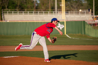 Groveton at Elkhart 04-12-13 Baseball by George Anderson