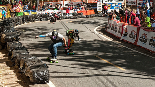 Guajataca Downhill Skate Trials