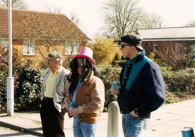Guernsey Tour 1988