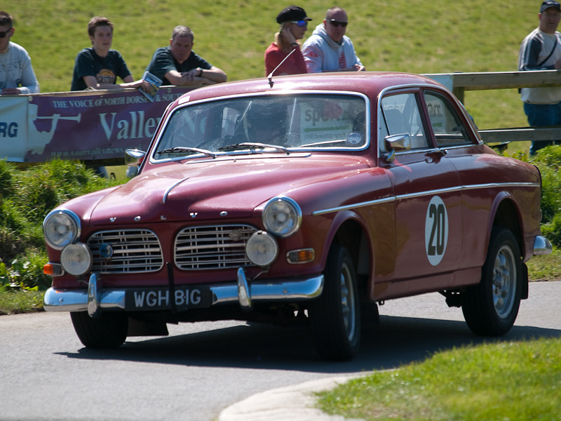 Gurston Down Speed Hill Climb