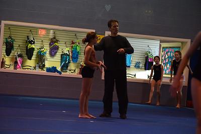 Gymnastics Meet 2014-01-12