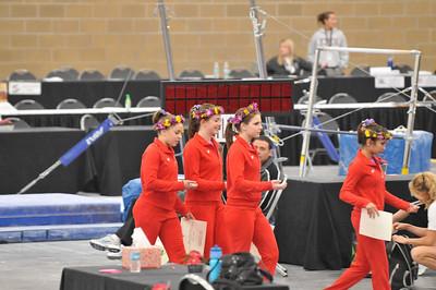 Women's Gymnastics J.O. Nationals - 2009