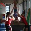 Gymnastics Spring 2013