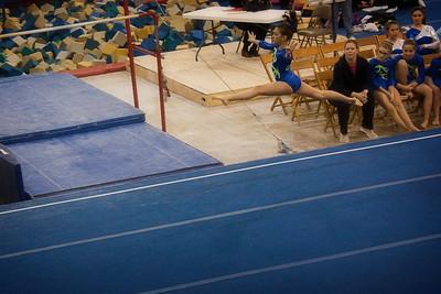Gymnastics of OH Meet