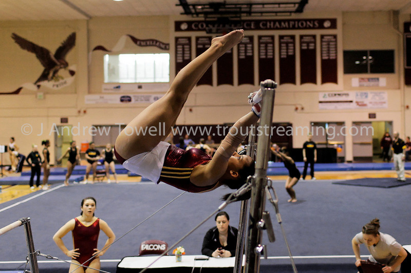 "Images from the 2010 Seattle Pacific University Falcons Gymnastics at Mountain Pacific Sports Federation Championships at Brougham Pavillion in Seattle Washington. Copyright © 2010 J. Andrew Towell   <a href=""http://www.troutstreaming.com"">http://www.troutstreaming.com</a> . <br /> <br /> As always, feedback - good and bad - is always appreciated!"