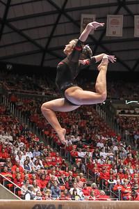 NCAA GYMNASTICS: MAR 09 Utah v Nebraska