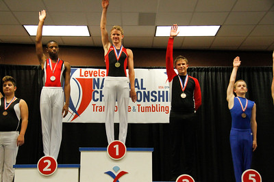 2015-07 USAG Trampoline & Tumbling National Championships