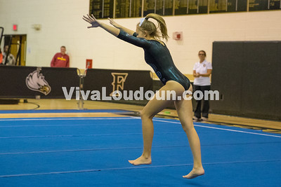 Gymnastics at FHS-0674