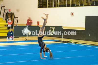 Gymnastics at FHS-0719