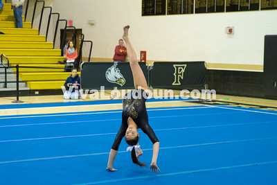Gymnastics at FHS-0717