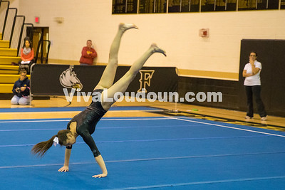 Gymnastics at FHS-0732