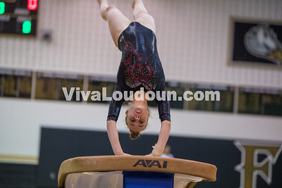 Gymnastics at FHS-0406