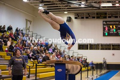Gymnastics at FHS-0123