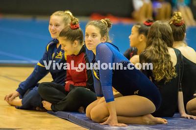 Gymnastics at FHS-0304