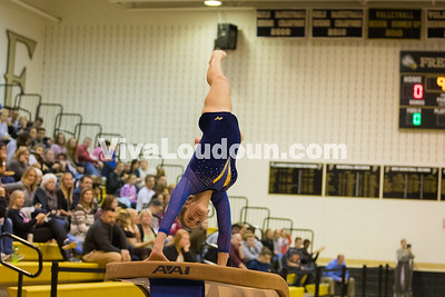 Gymnastics at FHS-0090
