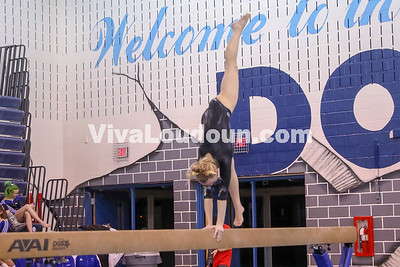 Gymnastics,Freedom,Potomac Districts