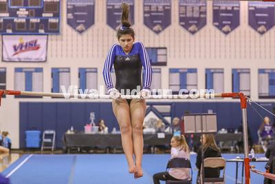 Gymnastics,Tuscarora,Potomac Districts