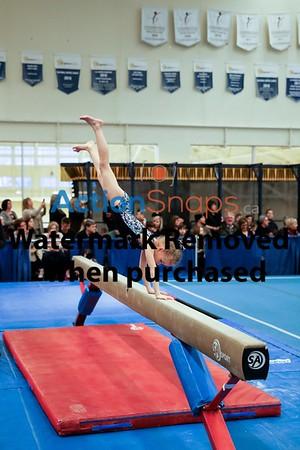 Snowbowl Gymnastics Competition