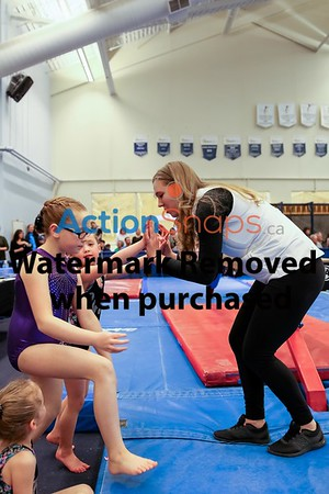 Snowbowl Gymnastics Competition