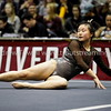 20180112 Womens Gymnastics Seattle Pacific University Falcons versus University of California Davis Aggies Snapshots