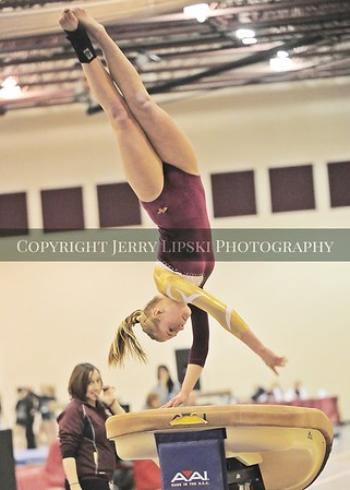 Chesterton HS Gymnastics  January 2nd, 2013  VAULT