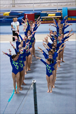 Great Lakes Gymnastics 11-13-11