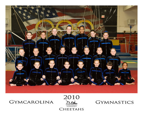 Gymcarolina Team Pictures 2010
