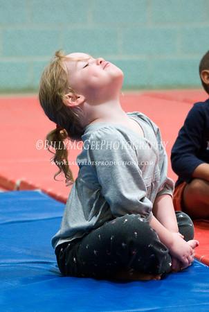Gymnastics - 10 Oct 08