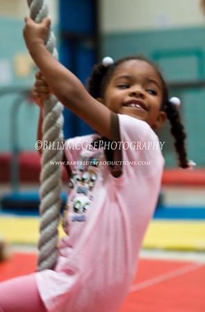 Gymnastics - 24 Oct 08