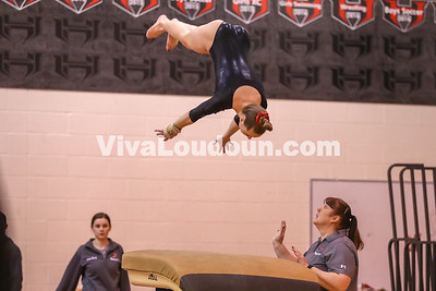 Gymnastics, Heritage, Dulles Districts