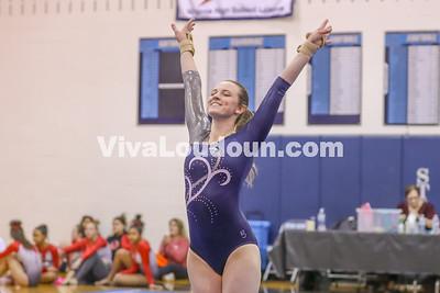 Gymnastics,John Champe,Potomac Districts