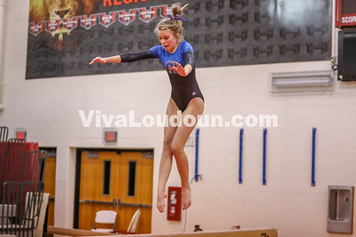Gymnastics, Roverside, Dulles Districts