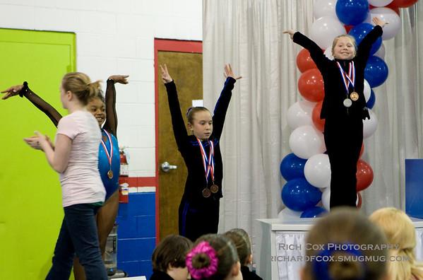 Gymnastics - State Meet