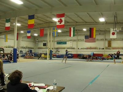 Gymnastics videos 2011/12 season