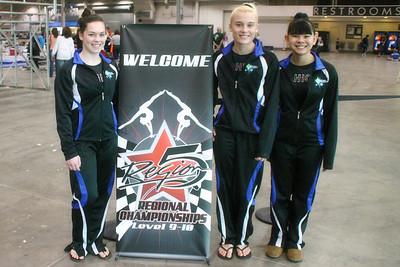 Regionals Gymnastics