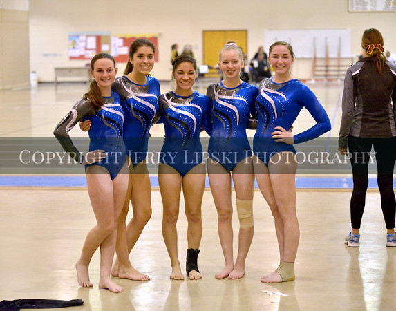 Lake Central Gymnastics Feb10 2015