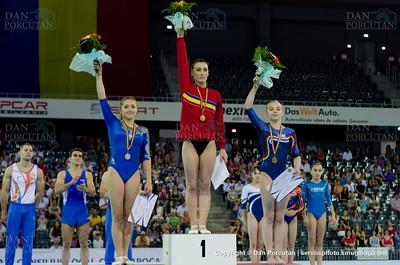 National Gymnastics Championships - Romania, Cluj Napoca, 2016