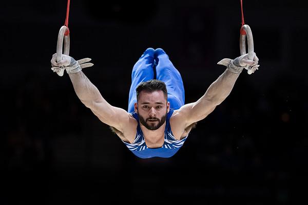 2019 Gymnastics British Championships