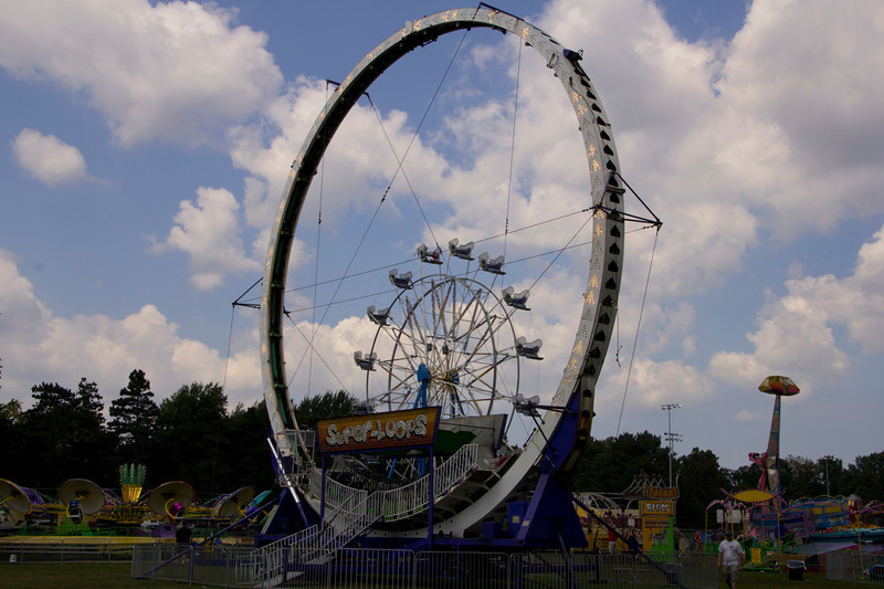 3149 Rides at North Olmsted Park