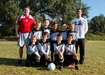 HCU U8 Soccer