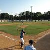 Now batting...Ben Carr!