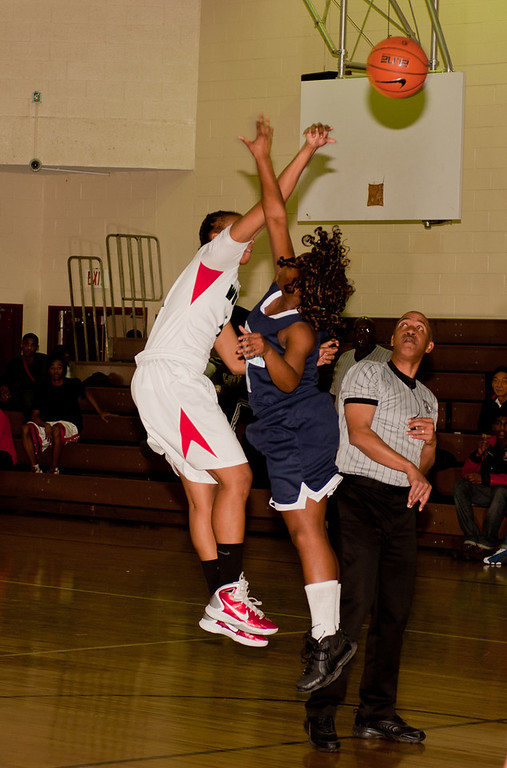 H.D. Woodson / Eastern Girls and Boys Basketball 2011