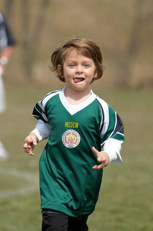 HF Dragons Soccer - 4/12/2008