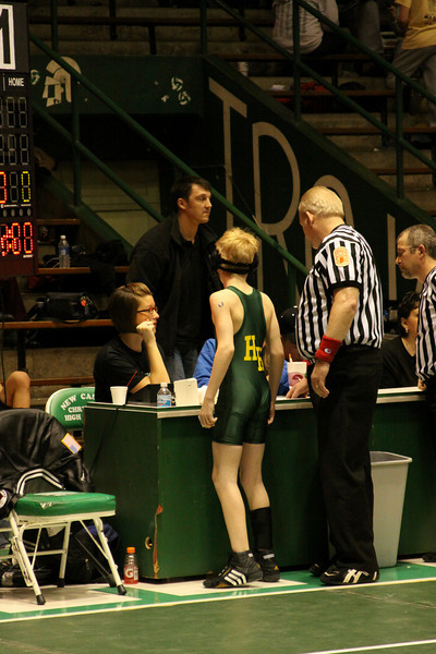Middle School State Championships, 02-15-2009