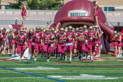 HHS Varsity Football2017