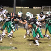 2011 LOUISIANA HIGH SCHOOL FOOTBALL: Eunice vs. Rayville @ Eunice.  1st round Playoff game.  Eunice wins. :